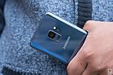Смартфон Samsung Galaxy S9 G960U1 4\64Gb Coral Blue, фото 4