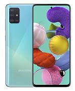 Смартфон Samsung Galaxy A51 (A515F) 6/128GB Dual SIM Blue (синий)