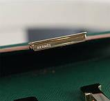 Сумка, клатч женская Эрмес  19, 22 см натуральная кожа, фото 2
