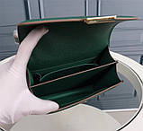 Сумка, клатч женская Эрмес  19, 22 см натуральная кожа, фото 5
