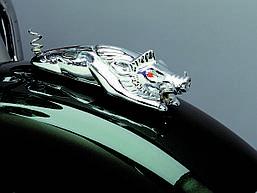 Кабан - украшение для переднего крыла хромированный, Kuryakyn 9022