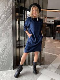 Платье женское вельветовое, Стильное вельветовое платья для самых модных