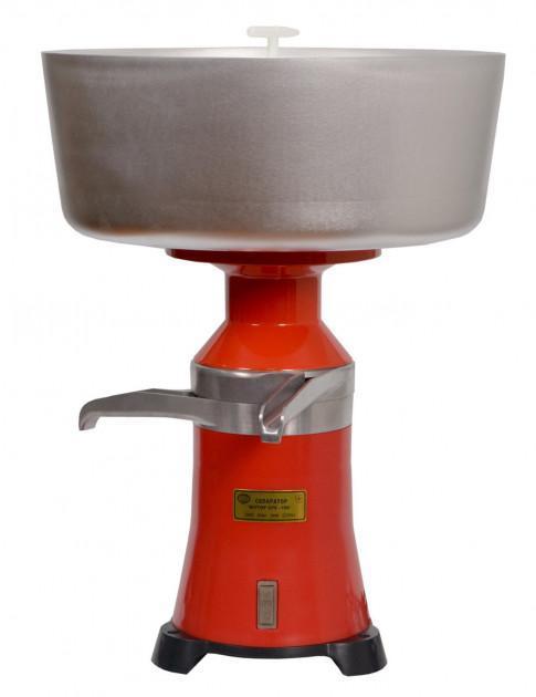 Сепаратор центробежный молочный Мотор Сич 100-15