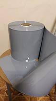 Ленточная теплоизолирующая ПВХ силиконовая штора. Энергосберегающая ПВХ завеса с карнизом., фото 3