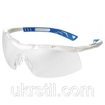 Очки защитные с универсальной гибкой оправой 5х6 Univet