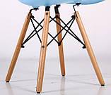 Стілець Aster PL Wood блакитний пластик AMF (безкоштовна адресна доставка), фото 10