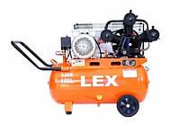 Компрессор LEX LXAC365-100 (100л 760 л/мин)