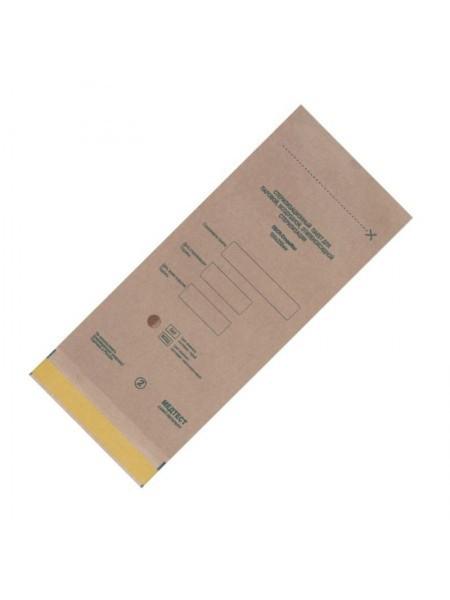 Крафт-пакети для стерилізації Медтест ПБСП (100x200)
