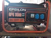 Бензиновы генератор EPSILON 2,8 кВт