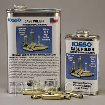 Жидкость для полировки гильз IOSSO Case Polish 8 oz/236 ml (10600)
