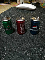 Флешка металлическая 32 Гб  пепси кола, pepsi cola, фото 1
