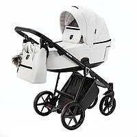 Дитяча коляска 2 в 1 Adamex Belissa ECO еко-шкіра 100% SA-1, фото 1