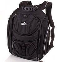 Рюкзак с отделом для ноутбука Onepolar 1327 черный