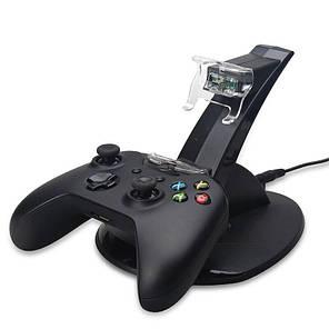 Зарядна станція для 2-х контролерів Xbox One, фото 2