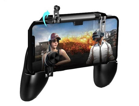 Игровой контроллер-держатель геймпад W11, фото 2
