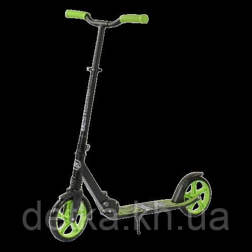 """Двоколісний Самокат 21478 """"Best Scooter"""", """"WOLF"""" колеса PU - 20 см, 1 аммортизатор, в коробці"""