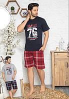 Комплект чоловічий шорти і футболка
