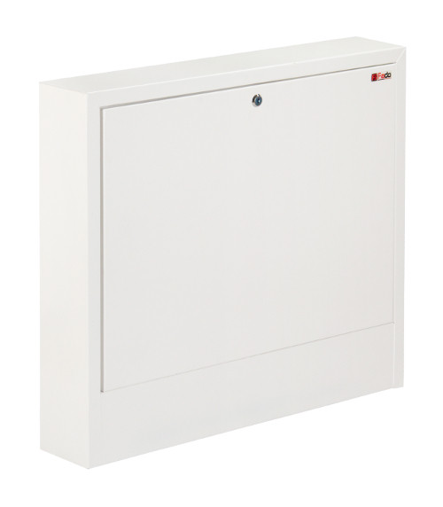 Шкафчик коллекторный наружный 780x600х120 FADO