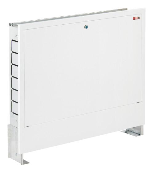 Шкаф коллекторный встроенный DJOUL WCBL-05 1010x580*х110** LUX