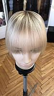 Накладка з волосся для маскування рідкісних волосся на тімені і маківці
