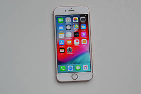 Apple iPhone 6s 128Gb Rose Gold Neverlock Оригінал!