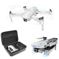 Квадрокоптер S162 дрон с 4K камерой, GPS, 5G Wi-Fi, FPV, до 18 мин. полета + кейс