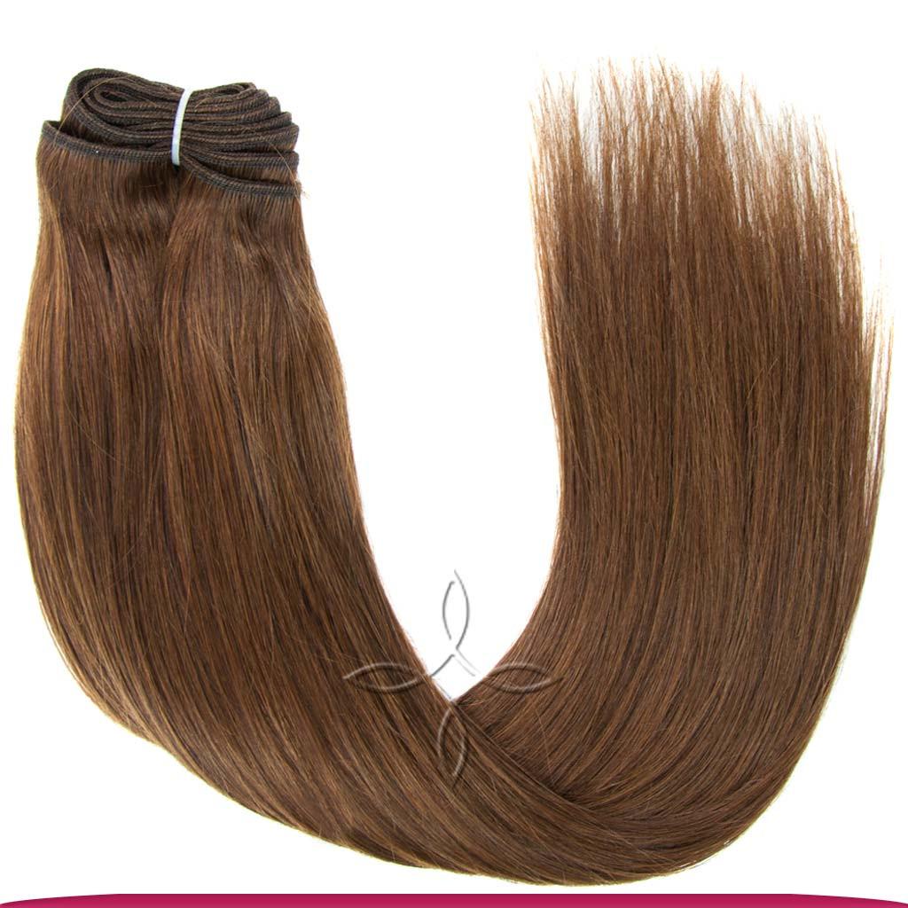 Трессы из натуральных волос уход