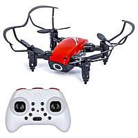 Квадрокоптер S9 Mini Red - ударостойкий мини-дрон с Wi-Fi камерой, FPV