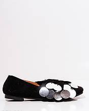 Туфли ISSA PLUS OB1-821  39 черный