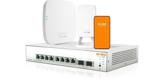 Рішення Aruba Networks - визнане лідерство в отраслидля бездротових локальних мереж