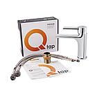 Змішувач для умивальника Q-tap Form CRM 001F, фото 6