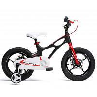 """Детский велосипед Royal Baby SPACE SHUTTLE 14"""", черный (RB14-22-BLK)"""