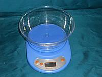 Кухонные весы со съемной чашечкой