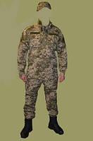 Костюм полевой ВСУ в расцветке ACU PAT(китель/рубашка + брюки). ГОСТ, фото 1