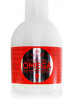 Шампунь Kallos KJMN Omega Shampoo(c комплексом омега) 1000 мл