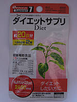 Диета  Япония снижает аппетит, уменьшает лишний вес, очищает организм
