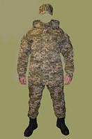 Куртка полевая+утеплитель ВСУ в расцветке ACU PAT, фото 1