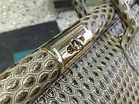 Ремонт поворотного замочка в женской сумке , фото 1