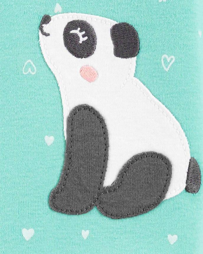 Комбінезон бавовняний Панда, фото 2