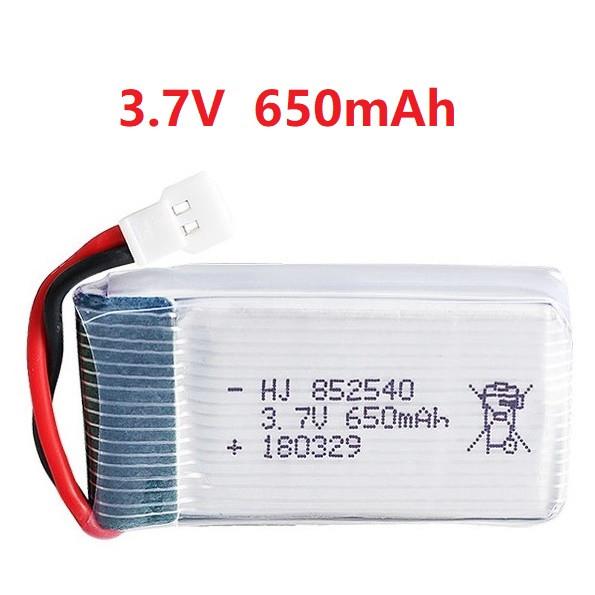 Посилена батарея (акумулятор) для квадрокоптера Syma X5C, X5SC, X5SW, JJRC, Hubsan, MJX, 3.7 V 800mAh 902540
