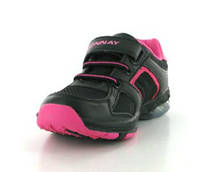 Кроссовки для девочки Donnay с мигалками