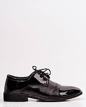 Туфли ISSA PLUS OB1-830  43 черный