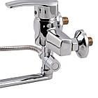 Змішувач для ванни Lidz (CRM) 41 86 005C-2, фото 4