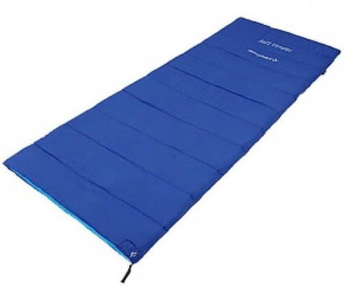 Комфортный спальный мешок KingCamp TRAVEL LITE(KS3203) / 12°C  L Navy blue 94861 синий