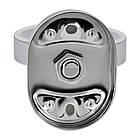 Дозатор для жидкого мыла Lidz (CRM) 114.02.02, фото 4