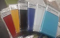 Простынь однотонная 160х220 CLASSI COLORFUL бязь, цвета разные