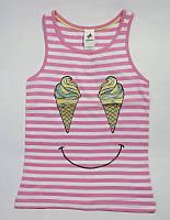 Майка Polomino C&A мороженое р.92,98,104,110,116,122,128