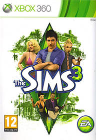 Игра для игровой консоли Xbox 360, The Sims 3 (Лицензия, БУ)