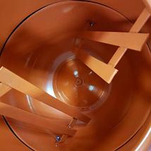Бетономешалка электрическая Vitals Cm-180a Венцовый бетоносмеситель Ручная электробетономешалка 220 вольт, фото 2