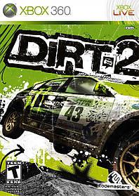 Игра для игровой консоли Xbox 360, Colin McRae: Dirt 2 (Лицензия, БУ)